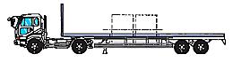 船底型セミトレーラ(タイプ1)