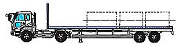 船底型セミトレーラ(タイプ2)